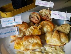 Péntek: Variációk croissantra