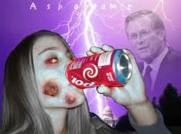Aspartame Danger exposed - Coke use Genetically Modified GM Bacteria used to create deadly sweetener
