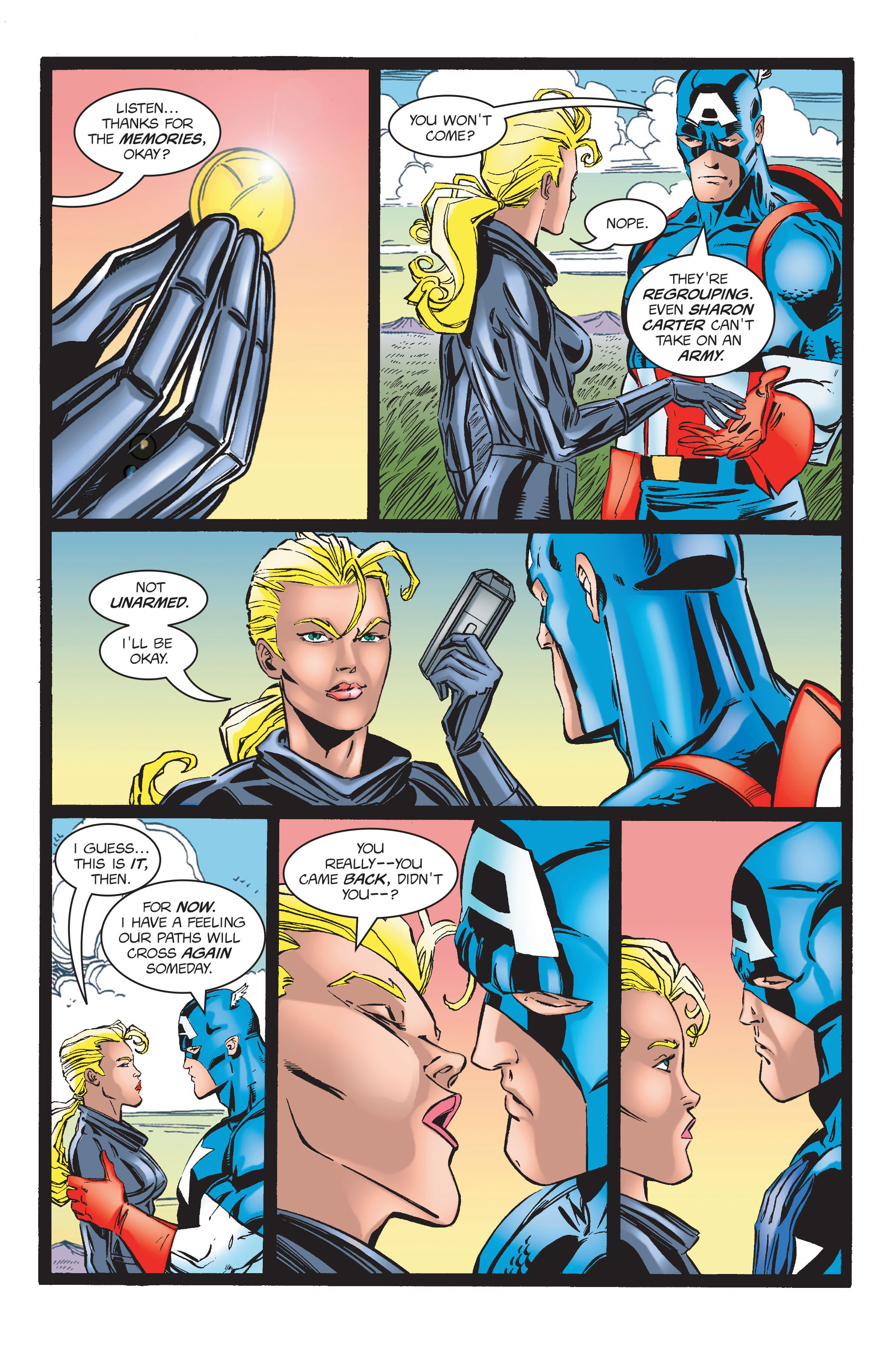 Captain America (1968) Issue #454 #411 - English 20
