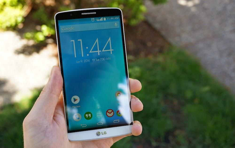 LG G3 Didukung Oleh Jaringan LTE 4G 800 1800 2600 Tentunya Dengan Support Di Masa Depan Jika Nanti Indonesia Sudah Bisa