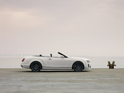 2011 Bentley Continental Supersports Convertible wallpaper