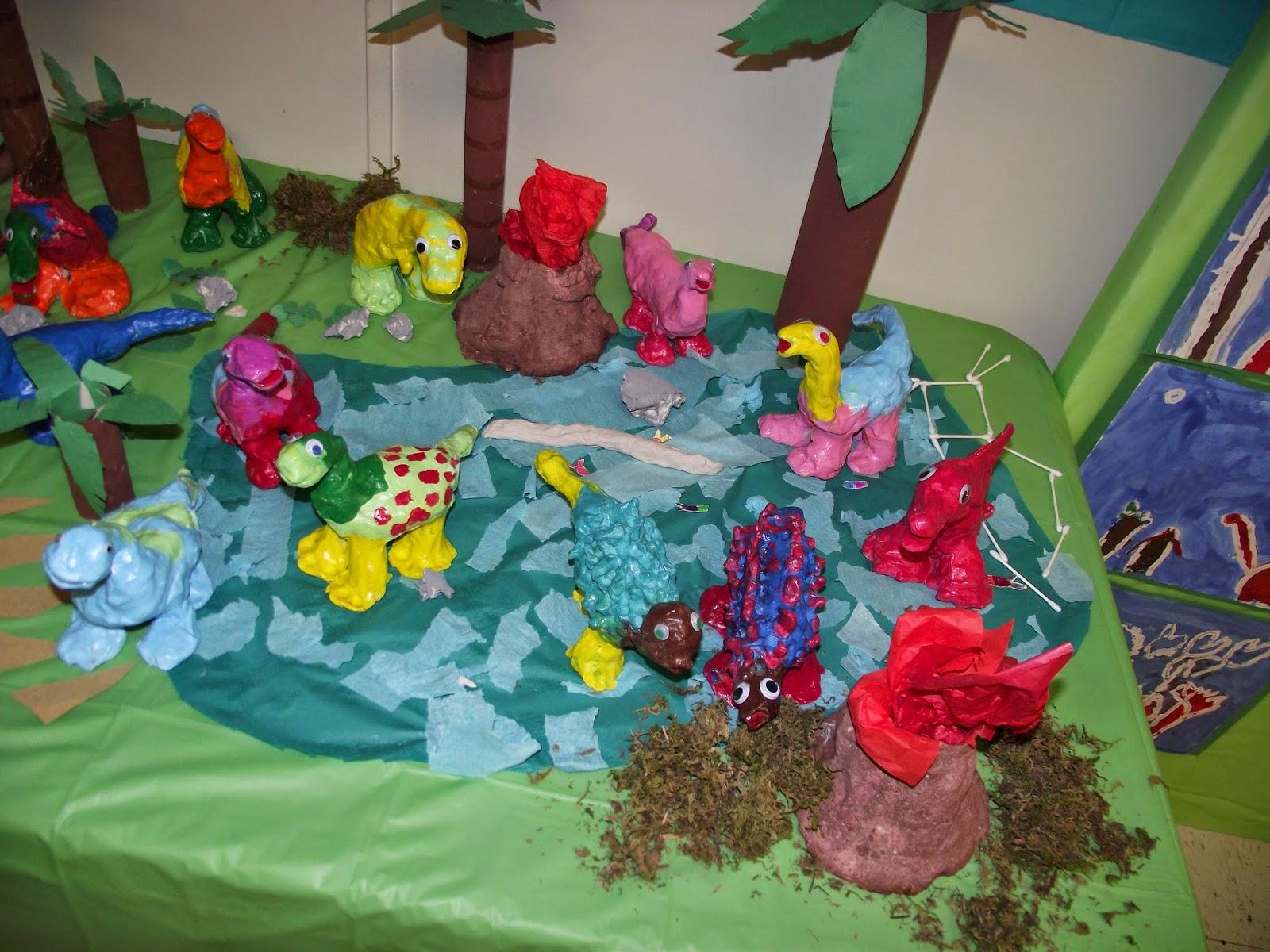 La maternelle de francesca notre maquette le r sultat for Le jardin voyageur maternelle