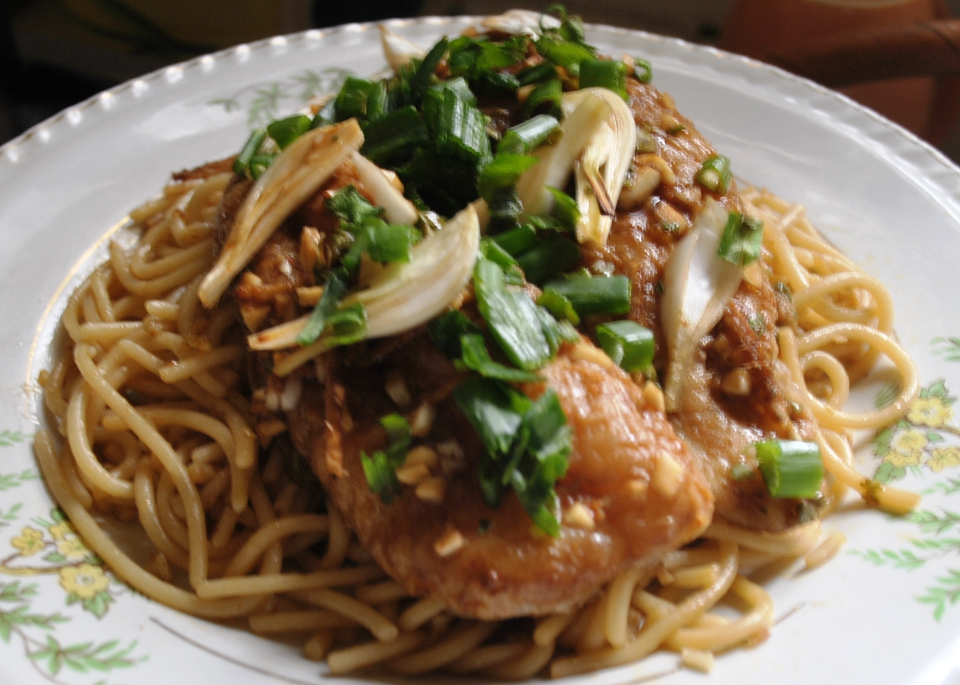 Asian noodles baked galleries 394