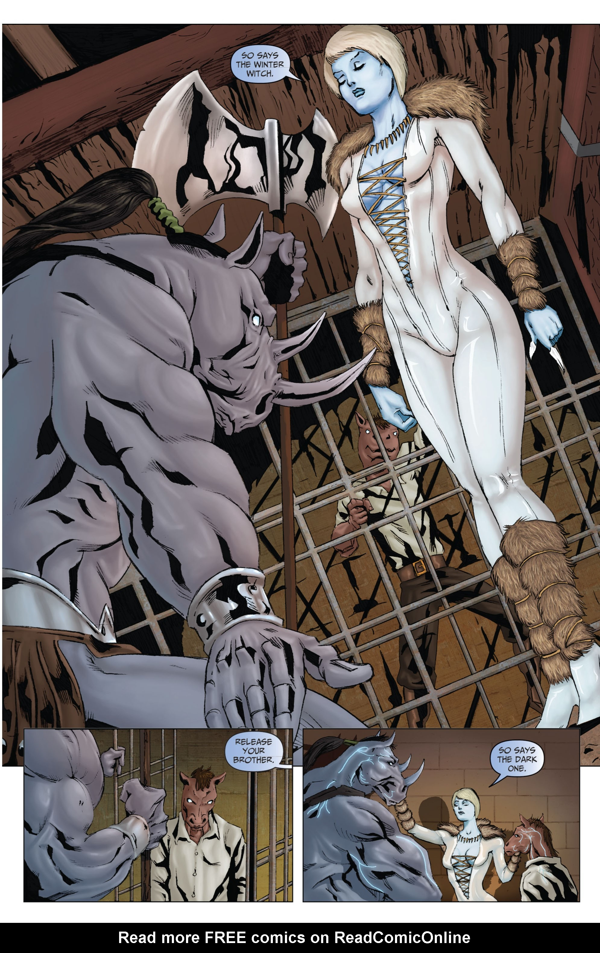 Grimm Fairy Tales (2005) Issue #72 #75 - English 18
