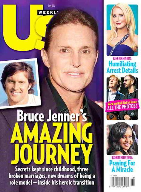 Bruce Jenner transformación heroica