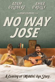 No Way Jose (2014) DVDRip Latino