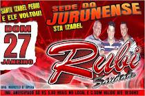 DOMINGO DIA 27/01 MAIS UM DO RUBI SAUDADE DIGITAL