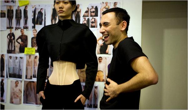 Nicola Formichetti Styling Mugler Gaga