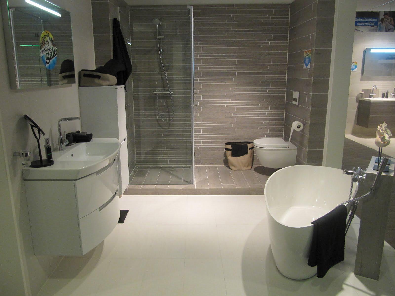 van tot (t)huis: nieuwe badkamer trends, Badkamer