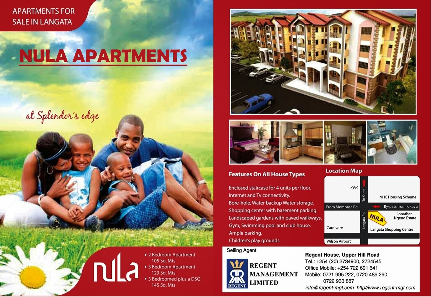 NULA APARTMENTS FOR SALE