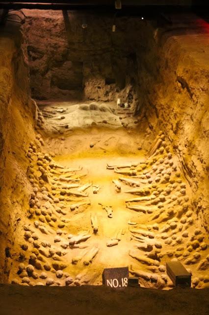 Yangling Mausoleum of Han Dynasty