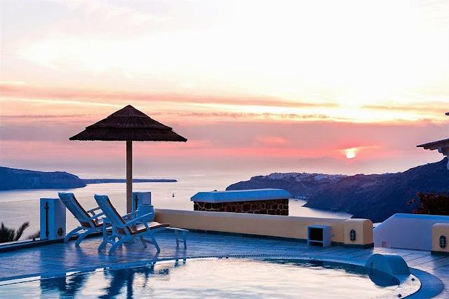 Santorini (Grecia) - Santorini Princess Luxury Spa Hotel 5* - Hotel da Sogno