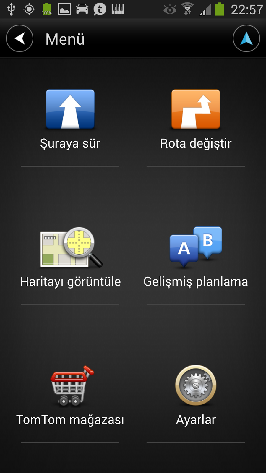 Tomtom Turkey Apk