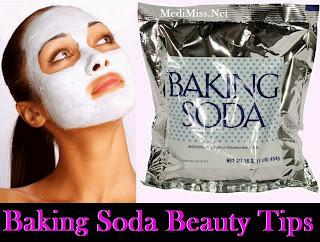 Baking Soda Beauty Tips