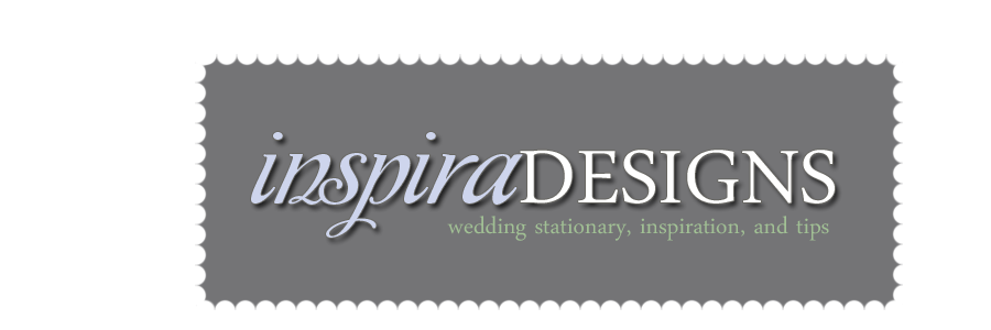 inspiraDESIGNS wedding inspiration and much more...