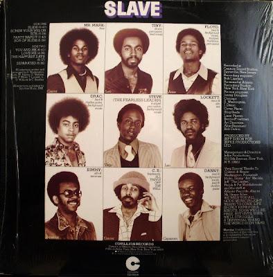 Tribute to Mark Adams of Slave ft. Steve Arrington, Reggie Callaway, Mark Wood & Wardell Potts Jr.