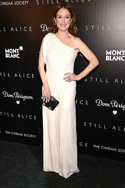 Julianne Moore at the screening film production