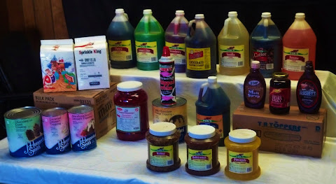 Fox's Syrups and Other Dessert Toppings