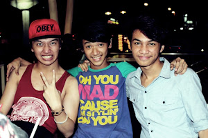 This is Me , Qayyum and Zarul. We are like the most wanted brothers of all time. I Love Them!
