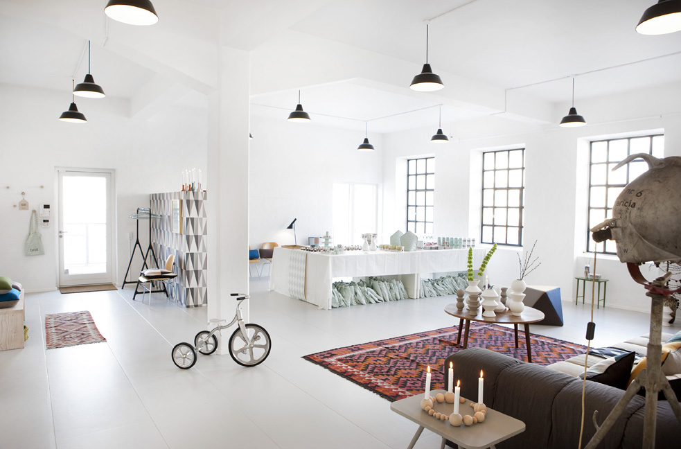 Favourite things by ferm living showroom event for Interior design agency copenhagen