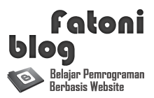 Fatoni Blog