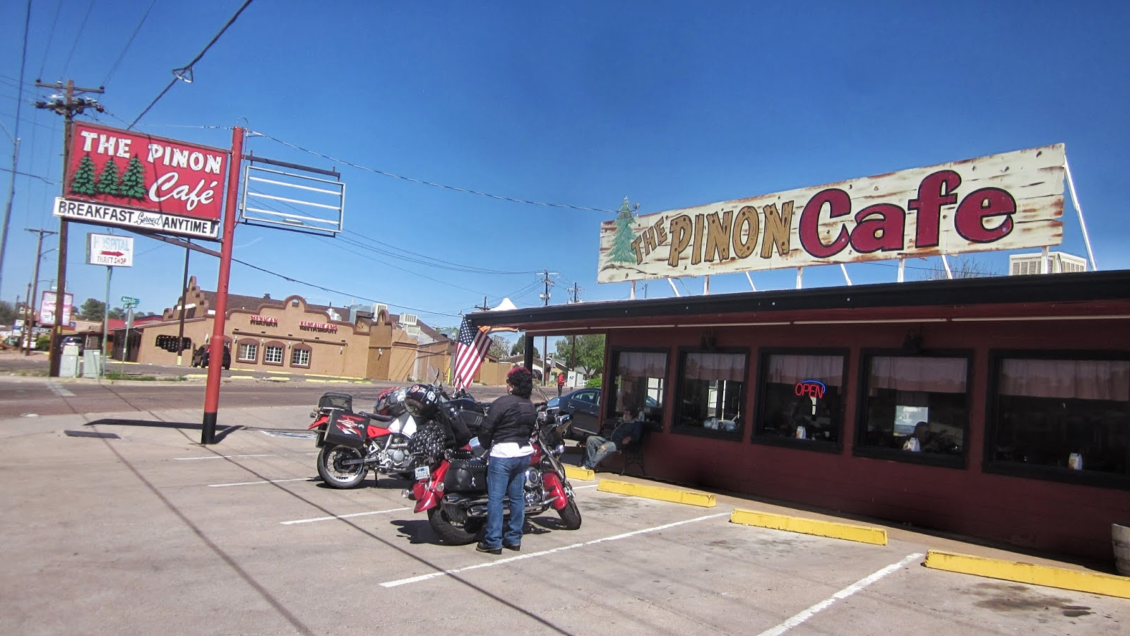 the pinon cafe payson