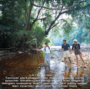 Lata Berkoh (Tepi Sungai)