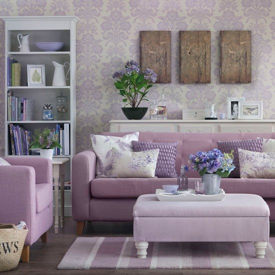 Take 5 All About Decorating With Lavender The Cottage