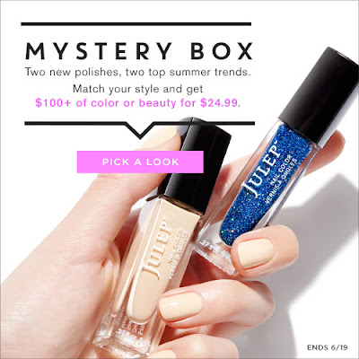 june julep mystery box