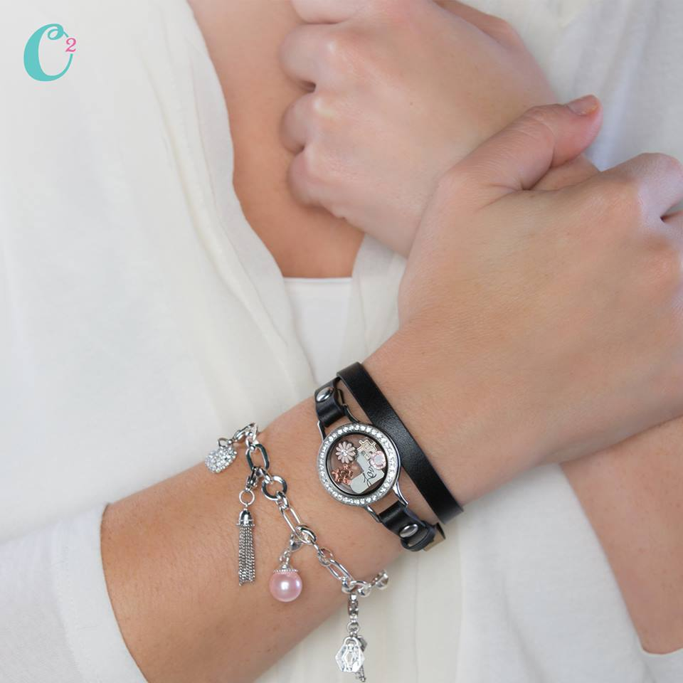 Share Your Story with Origami Owl Custom Jewelry available at StoriedCharms.com