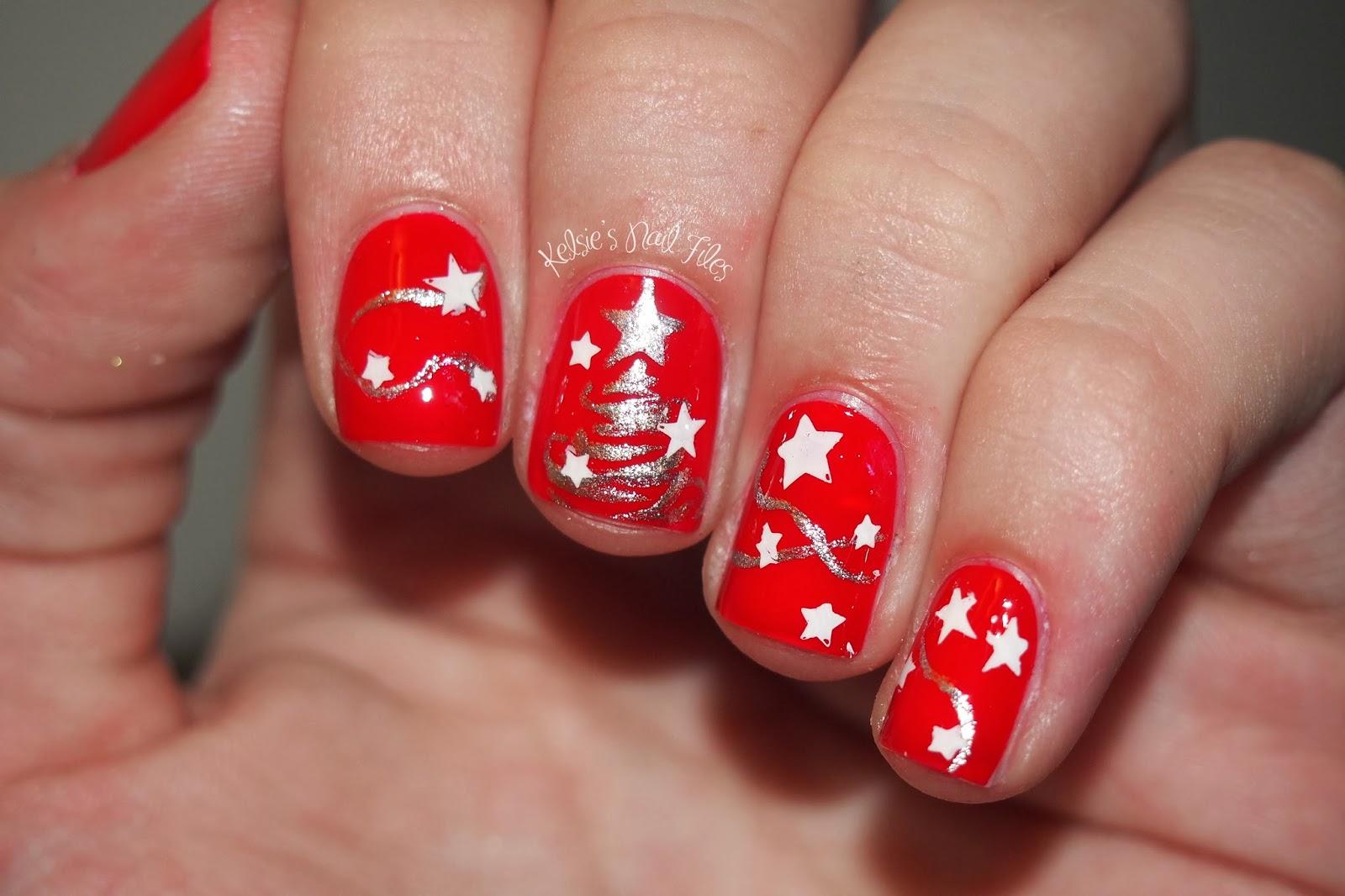 Classy Christmas Nail Designs | Best Nail Designs 2018