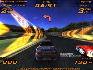 Free Download Game Nitro Racers