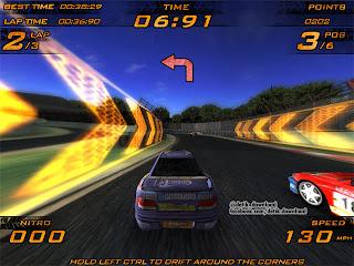 Free Download Game Nitro Racers