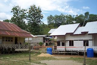Sebatik Island School