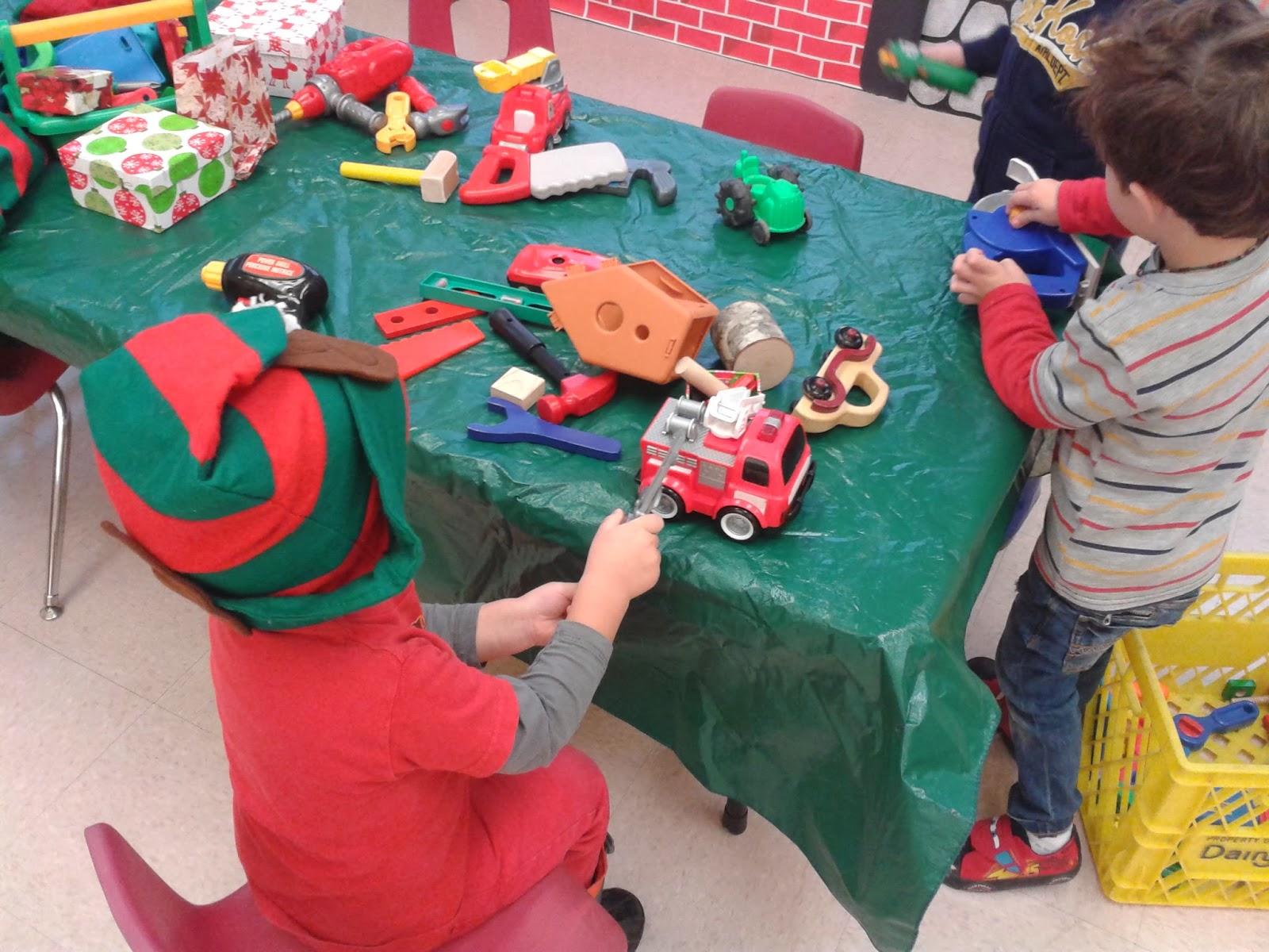 Christmas Toy Ideas : Teach easy resources santa s toy shop in preschool