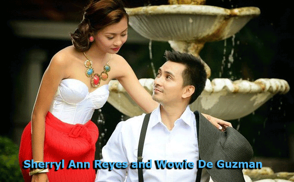 Wowie De Guzman's Wife named Sherryl Ann Reyes Dies April 26 at 11 p.m