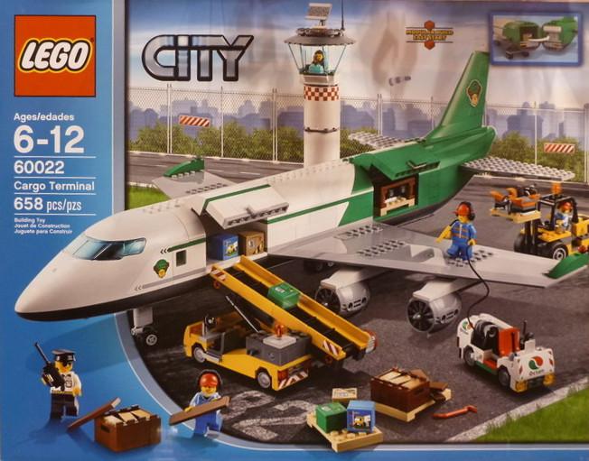 Lego City Airport 2013