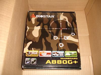 BioStar A880G+ Motherboard