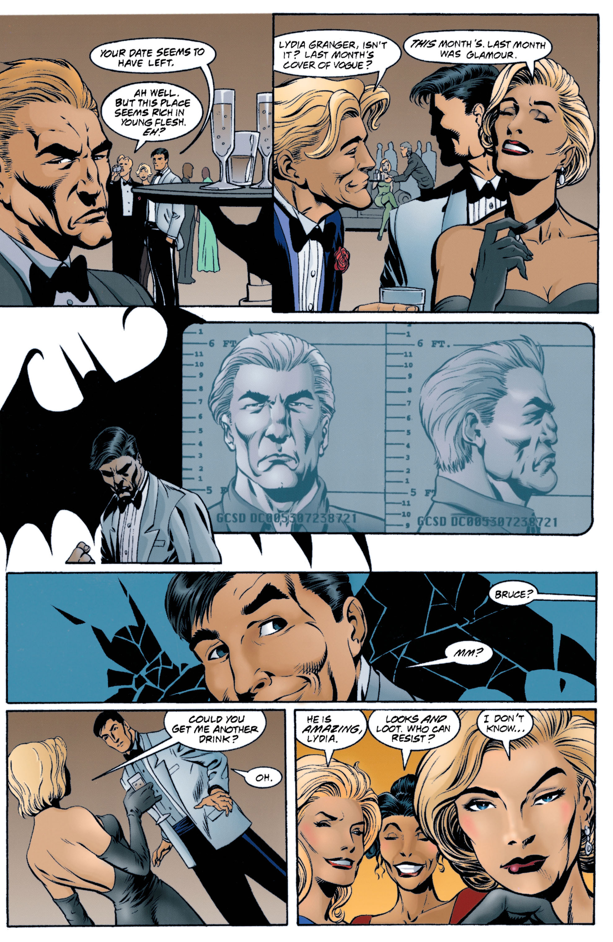 Detective Comics (1937) Issue #711 Page 9