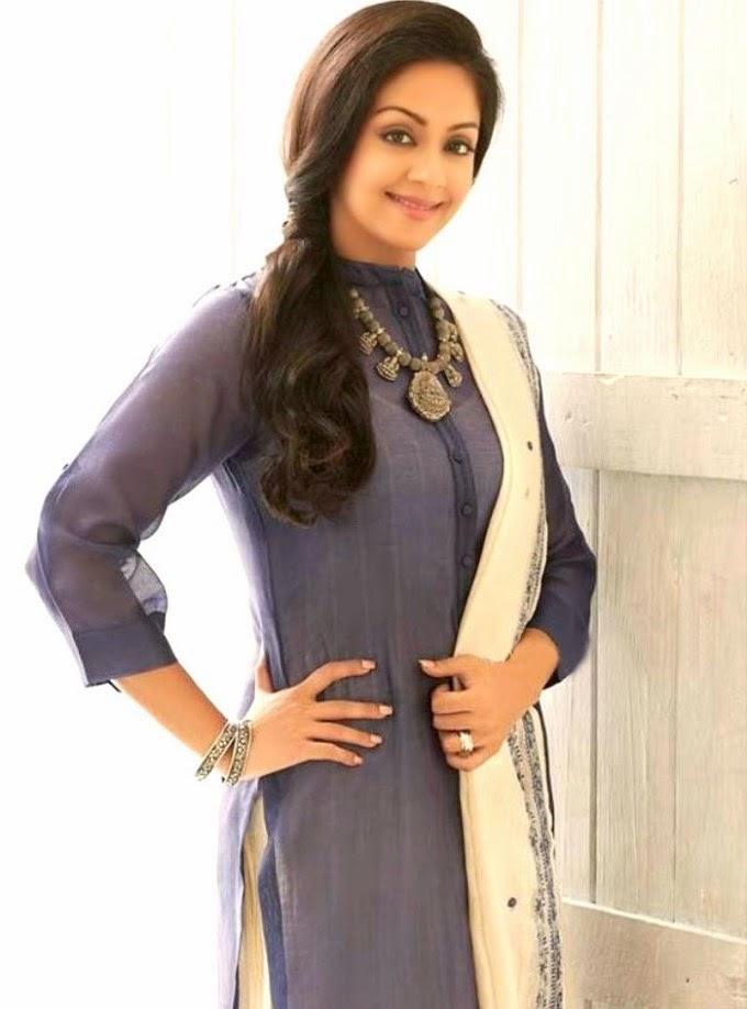 Latest Photos of Actress Jyothika
