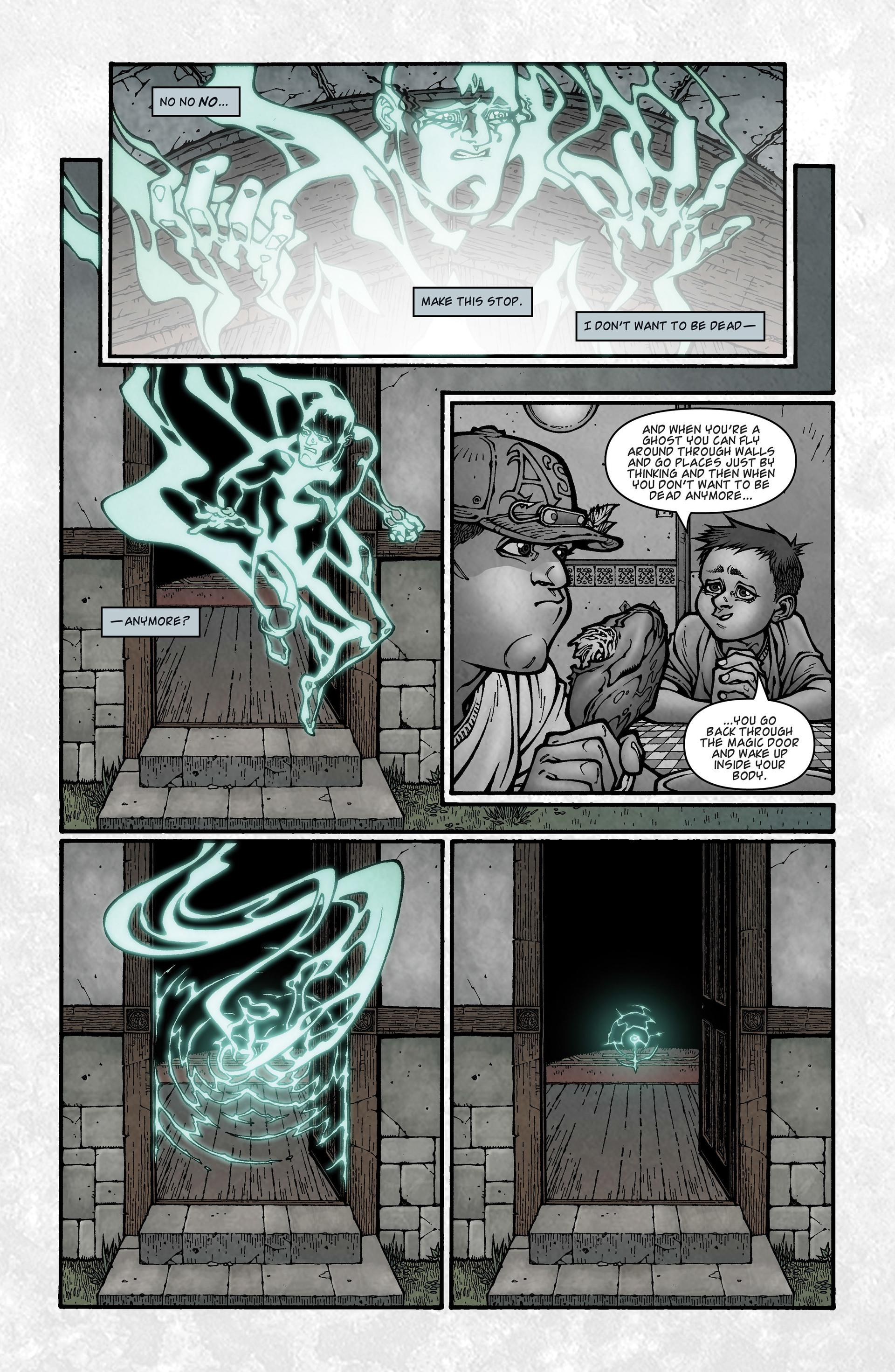 Locke & Key (2008) Issue #6 #6 - English 23