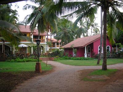 The Taj Holiday Village in Goa