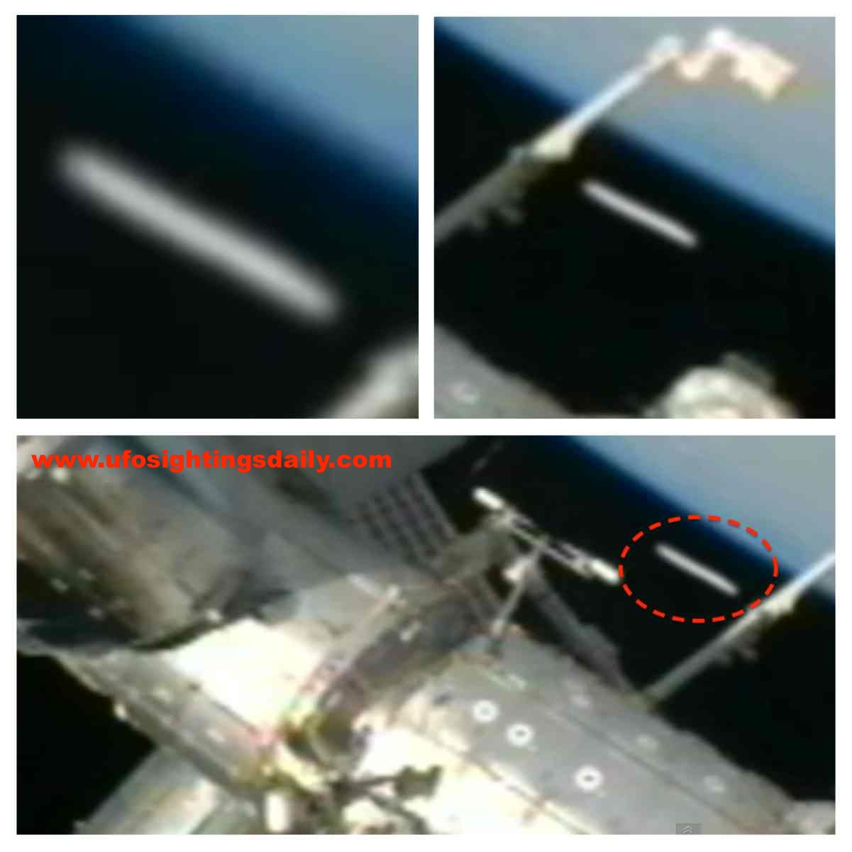 nasa ufos in space - photo #33