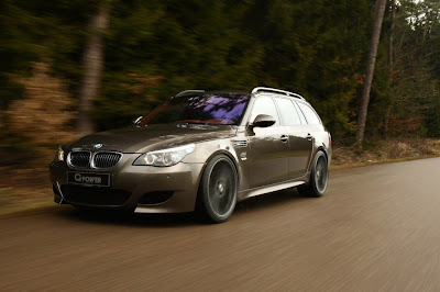 BMW V10 RS Touring Hurricane