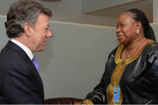 Impunidad, llaga supurante Fatou Bensouda Santos