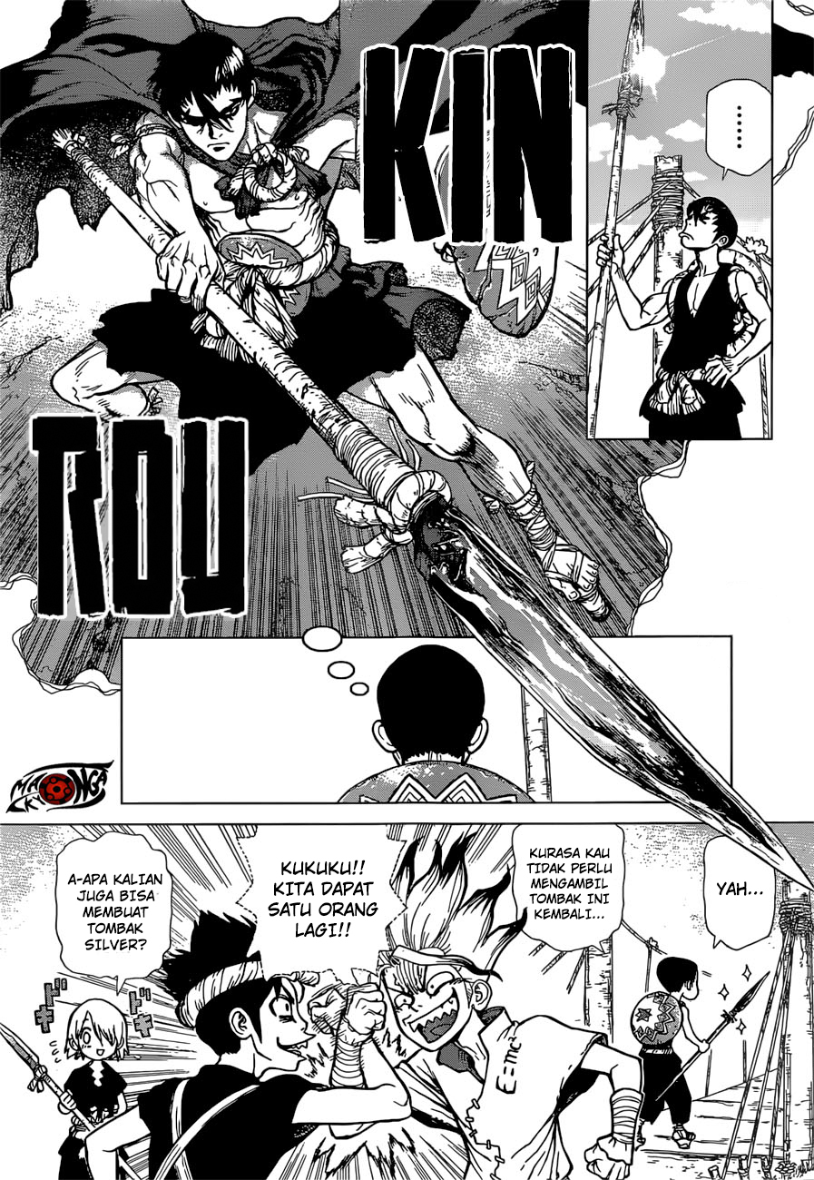 Dr. Stone Chapter 19-6
