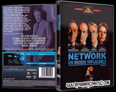 Network: El Mundo Implacable [1976]  Descargar cine clasico y Online V.O.S.E, Español Megaupload y Megavideo 1 Link