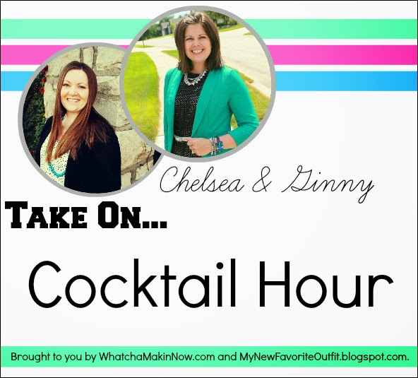 Chelsea and Ginny Take On: Cocktail Hour with a Mix Your Own Beer Bar