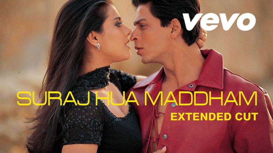 Suraj Hua Maddham – Kabhi Khushi Kabhie Gham – Full HD ...