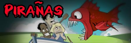 juegos de pirañas asesinas